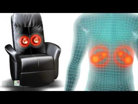 Sử dụng ghế massage Beurer MC 3000