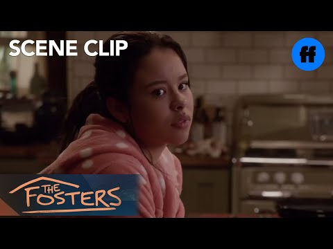 The Fosters 1.14 Clip 'Family Breakfast'
