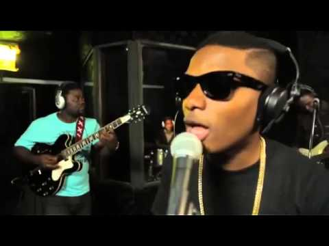 Wizkid    Joy   No Woman No Cry Bob Marley Cover in the 1Xtra Live Lounge Lagos, Nigeria