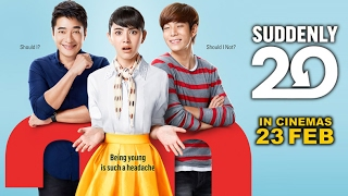 Nonton Suddenly 20 Official Trailer (In Cinemas 23 February) Film Subtitle Indonesia Streaming Movie Download