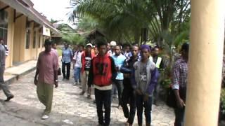Sangkulirang Indonesia  City pictures : PROTES KARYAWAN PT. GUNTA SAMBA SANGKULIRANG ATAS THR CURANG 2014