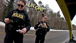 9. POLICE vs. MAVERICK X3 (Cool Cops)