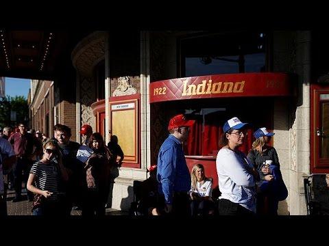 ΗΠΑ: Στην Ιντιάνα συνεχίζεται η μάχη για το προεδρικό χρίσμα