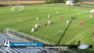 Caston Soccer vs Maconaquah Braves