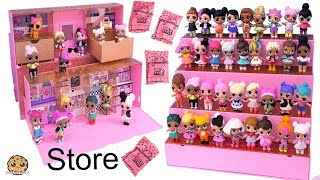 Video LOL Surprise Store Shop Display Case with Exclusive Blind Bags MP3, 3GP, MP4, WEBM, AVI, FLV Maret 2019