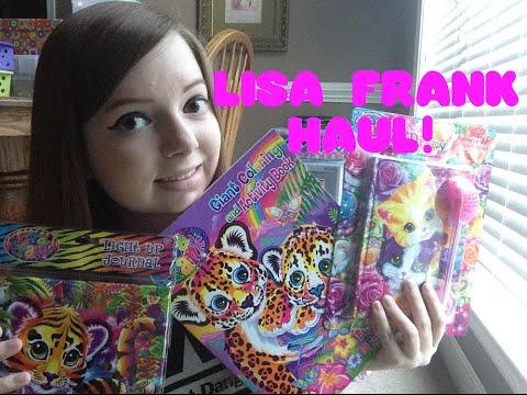 ♥ LISA FRANK HAUL!!! ♥ *Five Below, Dollar Tree, Target, Dollar General*