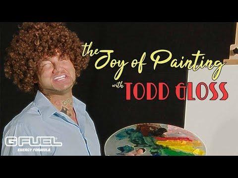 Todd Gloss x G FUEL
