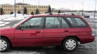 1995 Ford Escort Wagon Used Cars Grand Rapids MI
