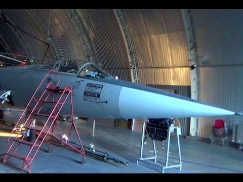 The Aeritalia F-104S Starfighter...