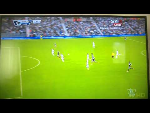 West Brom v Chelsea / Costa goal (Pedro assists) [0-2] (23.08.2015)