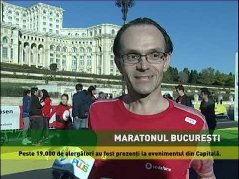 Peste 19.000 de alergători, la maratonul Bucureşti