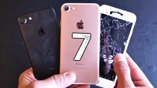 Video iPhone 7 vs 6S Drop Test! MP3, 3GP, MP4, WEBM, AVI, FLV Juli 2017