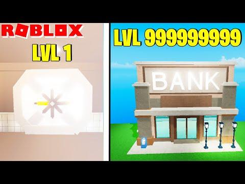 Wybudowałem NAJLEPSZY BANK ZA ROBUXY w ROBLOX