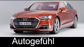 More details on the new A8: https://youtu.be/CyxrA5riFhY►Subscribe and/or bookmark our direct channel link: http://www.autogefuehl.com►German Blog: http://autogefuehl.de►Support us on Patreon: http://www.patreon.com/autogefuehl►Exclusive supporter: Ajlan SaeedFacebook: http://facebook.de/autogefuehlTwitter: https://twitter.com/autogefuehlInstagram: https://instagram.com/autogefuehl/***Playlists for latest reviews***FULL REVIEWS 2017 Q1https://www.youtube.com/playlist?list=PLZqvo5rXklBtwPV_F4cqB40QlFsawxoOEFULL REVIEWS 2016 Q4https://www.youtube.com/playlist?list=PLZqvo5rXklBtncxZTBvBfQdWq_2E6USylFULL REVIEWS 2016 Q3https://www.youtube.com/playlist?list=PLZqvo5rXklBvcCchzmYGKO4772Z56TbXr***Playlists for car brands***Alfa Romeo: https://www.youtube.com/playlist?list=PLZqvo5rXklBvVN8B13TUgs6eFEHwArgbGAston Martin: https://www.youtube.com/playlist?list=PLZqvo5rXklBuuExpdVujp1fPEuBzWV9-wAudi: https://www.youtube.com/playlist?list=PLZqvo5rXklBuAGKpqpNLjc5YRZ0Am0RRQBentley: https://www.youtube.com/playlist?list=PLZqvo5rXklBsARXKJ21AB7MGEG_773UZZBMW: https://www.youtube.com/playlist?list=PLZqvo5rXklBs-VG54z1KBv9gZtUJ0JG0JCadillac: https://www.youtube.com/playlist?list=PLZqvo5rXklBt6zhJOPS6uisAN6TTggurnCitroen: https://www.youtube.com/playlist?list=PLZqvo5rXklBsg0VlTz5Ew4MwcDoq1PmxFFerrari: https://www.youtube.com/playlist?list=PLZqvo5rXklBuqDjDYY2_Iq54mq-sMWlAOFiat: https://www.youtube.com/playlist?list=PLZqvo5rXklBu_mRDWJEqgAvtkuYN4XUTgFord: https://www.youtube.com/playlist?list=PLZqvo5rXklBsdCmAHSae14SK-3V9DH0_BHonda: https://www.youtube.com/playlist?list=PLZqvo5rXklBtXZbEmgs9oLnnj6QfnkOCOHyundai: https://www.youtube.com/playlist?list=PLZqvo5rXklBui--9ZYH5BV36uD7RBW4_iInfiniti: https://www.youtube.com/playlist?list=PLZqvo5rXklBtF7FDZny5vrm2gXzdgz95DJaguar: https://www.youtube.com/playlist?list=PLZqvo5rXklBssr_MOQS2vxzrQbaiROKaBKia: https://www.youtube.com/playlist?list=PLZqvo5rXklBu-goVYRMTnSAur9HjfPUpJLand Rover: https://www.youtube.com/playlist?list=PLZqvo5rXklBtbNEnETVRFUEeJrrJdvyFSLexus: https://www.youtube.com/playlist?list=PLZqvo5rXklBv202A4GjBFTYv6iF16s1vSLamborghini: https://www.youtube.com/playlist?list=PLZqvo5rXklBtv5C2bltlna4fLIdaVZXn7Maserati: https://www.youtube.com/playlist?list=PLZqvo5rXklBu_tPLHsiTjYI6EmEgMOfXhMazda: https://www.youtube.com/playlist?list=PLZqvo5rXklBtEfJwbLNrKXHhGqfyqEm4CMcLaren: https://www.youtube.com/playlist?list=PLZqvo5rXklBtnrRqWV-dnsjummeAq7llfMercedes: https://www.youtube.com/playlist?list=PLZqvo5rXklBs1tCv66931sEh6zOnEOO8AMini: https://www.youtube.com/playlist?list=PLZqvo5rXklBtQoiSGjD0TNLoCCrXbSmG6Mitsubishi: https://www.youtube.com/playlist?list=PLZqvo5rXklBs0N_ekpsIOQA8EWscSgkJvNissan: https://www.youtube.com/playlist?list=PLZqvo5rXklBuZp8ayP6VgtfEI5i9QrvpJOpel: https://www.youtube.com/playlist?list=PLZqvo5rXklButKN8IZJWSRgUIRhcRpqyhPeugeot: https://www.youtube.com/playlist?list=PLZqvo5rXklBspjGyvqnyfaBksU84GfZo_Porsche: https://www.youtube.com/playlist?list=PLZqvo5rXklBsdih_1W1IZGB2SCsrMM8UlRange Rover: https://www.youtube.com/playlist?list=PLZqvo5rXklBs0E7MrxsETfi-lmgHuByQdRenault: https://www.youtube.com/playlist?list=PLZqvo5rXklBvB6j_vAeQ39NWo4V093cVzRolls Royce: https://www.youtube.com/playlist?list=PLZqvo5rXklBuWi74JgtOJmlrTFMShhHVQSeat: https://www.youtube.com/playlist?list=PLZqvo5rXklBsBnaYUqVJZoQ8lJujz0KxOSkoda: https://www.youtube.com/playlist?list=PLZqvo5rXklBvm_l15yh2YiImJfLz1OJY0Smart: https://www.youtube.com/playlist?list=PLZqvo5rXklBtjLu-2Qm8qZm1b09kopjcjSubaru: https://www.youtube.com/playlist?list=PLZqvo5rXklBs-spvsV7uQmZC1o_T2WTUeTesla: https://www.youtube.com/playlist?list=PLZqvo5rXklBv0bZfZDeCWTuAhWhsjqTuZToyota: https://www.youtube.com/playlist?list=PLZqvo5rXklBsehMoUGRrsFaB4a92hfZrjVauxhall: https://www.youtube.com/playlist?list=PLZqvo5rXklButKN8IZJWSRgUIRhcRpqyhVolkswagen: https://www.youtube.com/playlist?list=PLZqvo5rXklBumZP9gQ0mtXZfjb8KEbcioVolvo: https://www.youtube.com/playlist?list=PLZqvo5rXklBs8lYPfBIzow9JfZB82eaOu***Playlists for car genres***Editor's selection: https://www.youtube.com/playlist?list=PLZqvo5rXklBu5QXupPfHGk7Us_DMdYXJmSpecial Autogefühl episodes: https://www.youtube.com/playlist?list=PLZqvo5rXklBtXepNh8Z6jLggfesUgYbAhElectric and Hybrid cars: https://www.youtube.com/playlist?list=PLZqvo5rXklBs7RsNpRxtufV2BhlIrhN5DSUV: https://www.youtube.com/playlist?list=PLZqvo5rXklBvM3V3EULxIMiunEY5zc9rALuxury cars: https://www.youtube.com/playlist?list=PLZqvo5rXklBsrLqf_McZXk7dn1mZdD3bfPerformance cars: https://www.youtube.com/playlist?list=PLZqvo5rXklBvjhJmuIELK7TMIfnakc-YgSupercars: https://www.youtube.com/playlist?list=PLZqvo5rXklBspcWuuce-4mwBlG3H41HEC