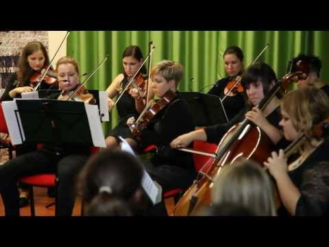 W. A. Mozart: Mala nočna glasba - Poco meno mosso