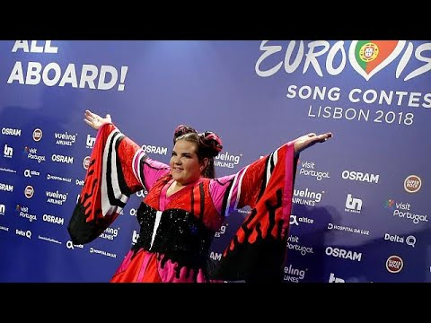 Netta aus Israel gewinnt ESC 2018 - Deutschland landet  ...