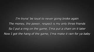 Royce Da 5'9 - First of the Month (feat. T-Pain) (Lyrics)