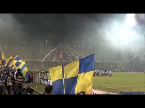 """Video - """"Arrodillense ante esta hinchada"""" - Rosario Central (Los Guerreros) vs Belgrano - Los Guerreros - Rosario Central - Argentina"""