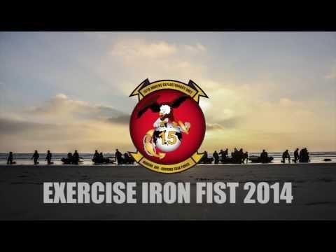 Exercise Iron Fist Promo