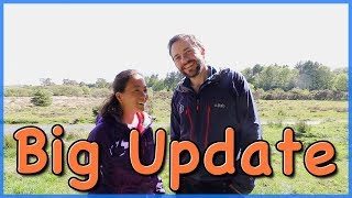 Big Update! - Patreon vlog - The Climbing Nomads by The Climbing Nomads