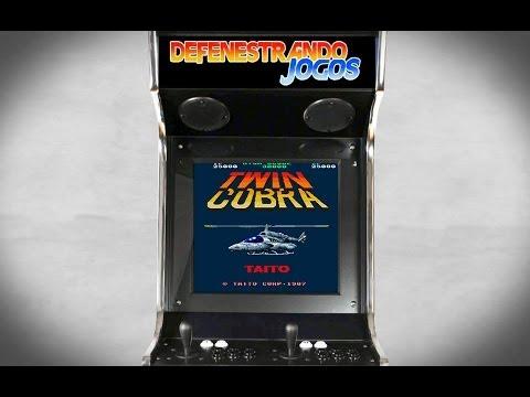 Twin Cobra PC Engine