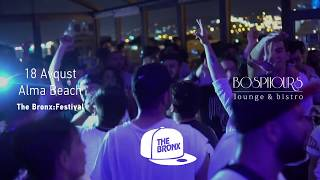 "Luter x OD x Drek x Paster - ""The Bronx: Roof Party"