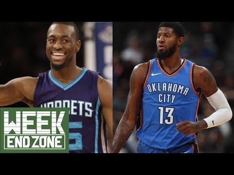 Kemba Walker to the Knicks, Paul George to the LAKERS & More NBA Trade Deadline Rumors -WeekEnd Zone