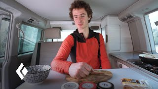 BD Athlete Adam Ondra: Cooking by Black Diamond Equipment