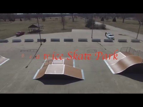 Beatrice Skate Park 2016