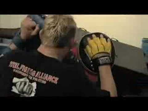 Erik Paulson Pro MMA Fighter and Trainer for Never Back Down Movie