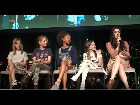 Annabelle Creation Panel at Son Of Monsterpalooza 2017