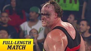 Video FULL MATCH - Triple H vs. Kane - Championship vs. Mask Match - Raw, June 23, 2003 MP3, 3GP, MP4, WEBM, AVI, FLV Juni 2019