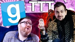 CRYSTAL MAZE - Gmod TTT (Garry's Mod Funny Moments)