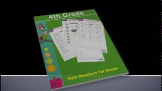 4th Grade Math Workbook Download  Pdf math ebook for kids. Download a copy here: https://eworkbooks4kids.com/product/4th-grade-math-workbook/ - Features printable test sheets on grade 4 math topics like coordinate geometry, algebra 1, consumer math and money, even and odd numbers, prime and composite numbers,  division, fractions and more. Get a copy from the link above. Background sound source: bensound.com