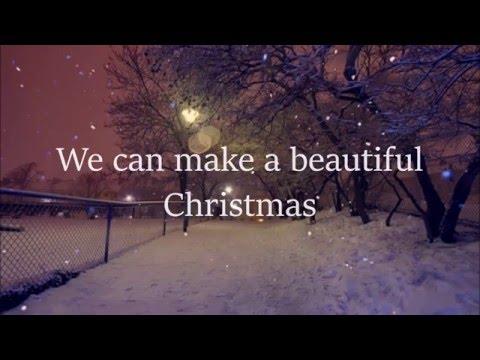 big time rush beautiful christmas lyrics - Big Time Rush Beautiful Christmas