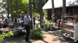 森のマーケット(その1)(いなべ市)