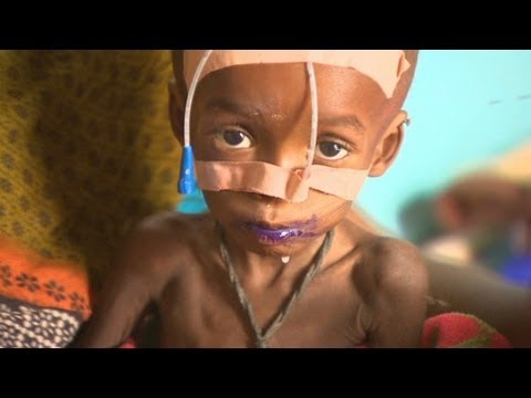 drought - CNN's David McKenzie reports from Africa's Sahel region where U.N. says drought threatens lives of one million children.