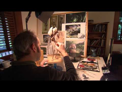Strange Magic: Animation Behind The Scenes Movie Broll