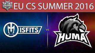 MSF vs Huma, game 2