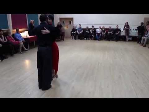 Tango Beginners & Intermediate class – Change of fronts – 08.03.2015