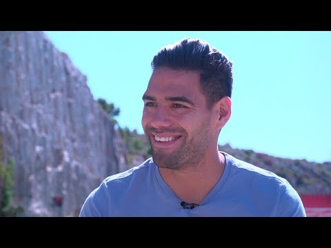 """Falcao : """"Une grande émotion d'affronter le FC Porto"""""""