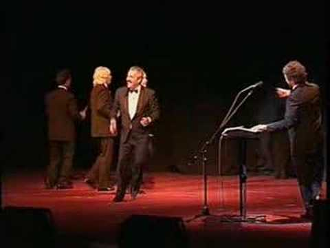 Les Luthiers: El Negro Quiere Bailar