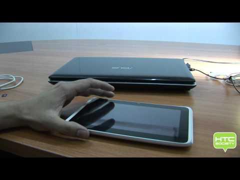 ติดปีกให้ HTC Flyer โทรได้ ตอนที่ 1