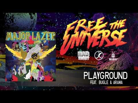 Major Lazer - Playground (feat. Bugle & Arama) (Official Audio)