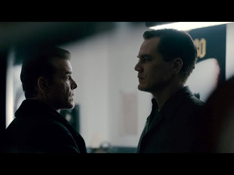 A Meeting   The Iceman (2012) [4k, HDR] Ray Liotta/Michael Shannon