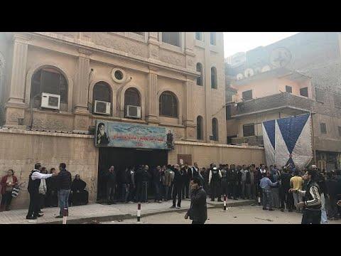 Αίγυπτος: Δέκα νεκροί από επίθεση σε εκκλησία νότια του Καϊρου