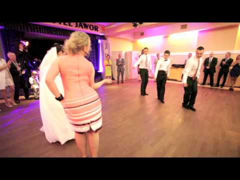 Pierwszy Taniec Pauliny i Bartosza... Wyjątkowy!!!!!