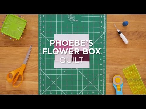 patchwork - phoebe's flower box