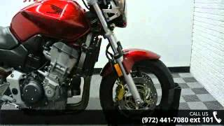 8. 2006 Honda 919 CB900F  - Dream Machines of Texas - Farmer...