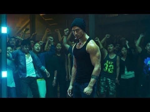Baaghi Best Fight Scene - Baaghi Movie Best Scene - Tiger Shroff - Shradhha Kapoor - Sunil Grover